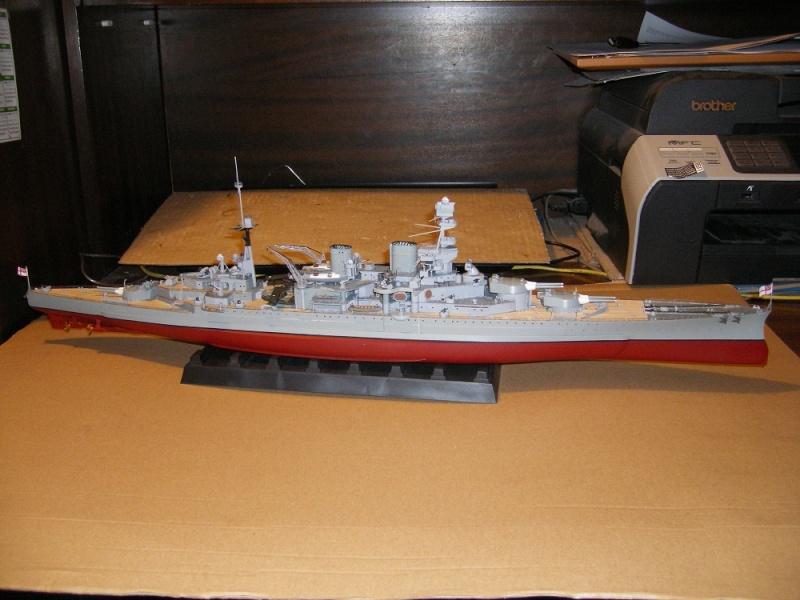 HMS Repulse a 1/350 de Trumpeter Imgp0621