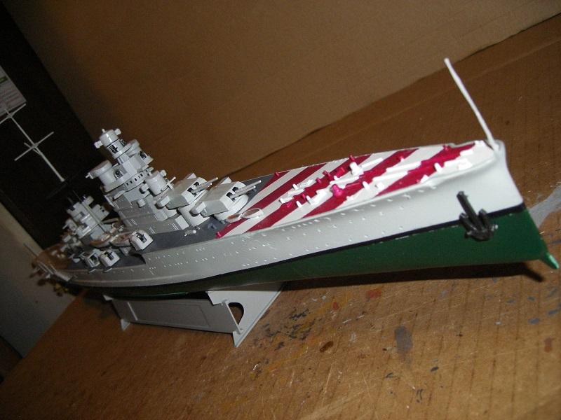 Cruiser Léger RN Pola a 1/350 de Hobby Boss Imgp0624