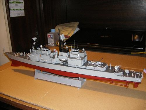 Destroyer USS Kidd DDG-993 à 1/350 Dragon ref. 1014  Imgp0627