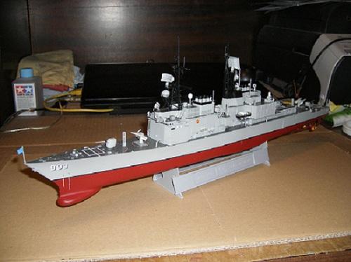 Destroyer USS Kidd DDG-993 à 1/350 Dragon ref. 1014  Imgp0628