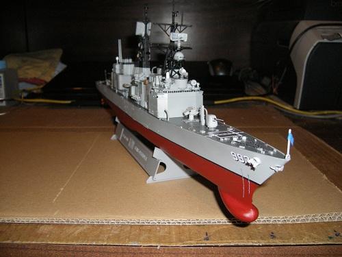 Destroyer USS Kidd DDG-993 à 1/350 Dragon ref. 1014  Imgp0629
