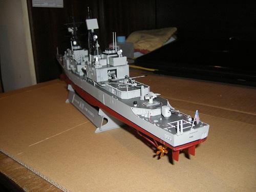 Destroyer USS Kidd DDG-993 à 1/350 Dragon ref. 1014  Imgp0630