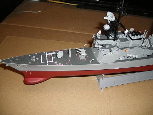 Destroyer USS Kidd DDG-993 à 1/350 Dragon ref. 1014  Imgp0632