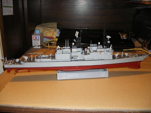 Destroyer USS Kidd DDG-993 à 1/350 Dragon ref. 1014  Imgp0634