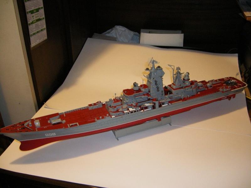 Russe Cuiser Almirante Ushakov 1/350 trompetista. 04520  Imgp0662
