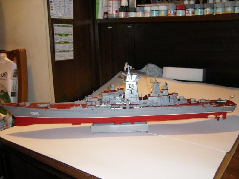 Russe Cuiser Almirante Ushakov 1/350 trompetista. 04520  Imgp0663