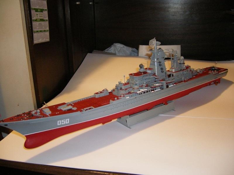 Russe Cuiser Almirante Ushakov 1/350 trompetista. 04520  Imgp0665