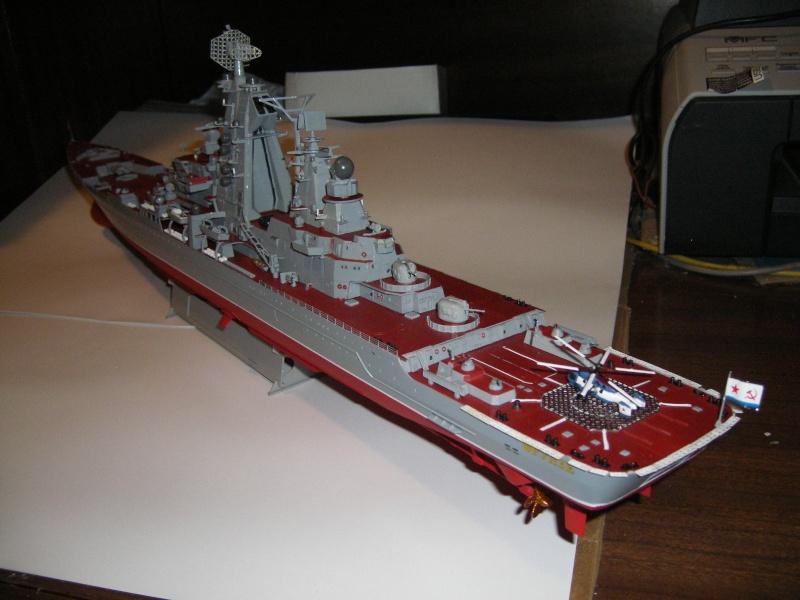 Russe Cuiser Almirante Ushakov 1/350 trompetista. 04520  Imgp0667