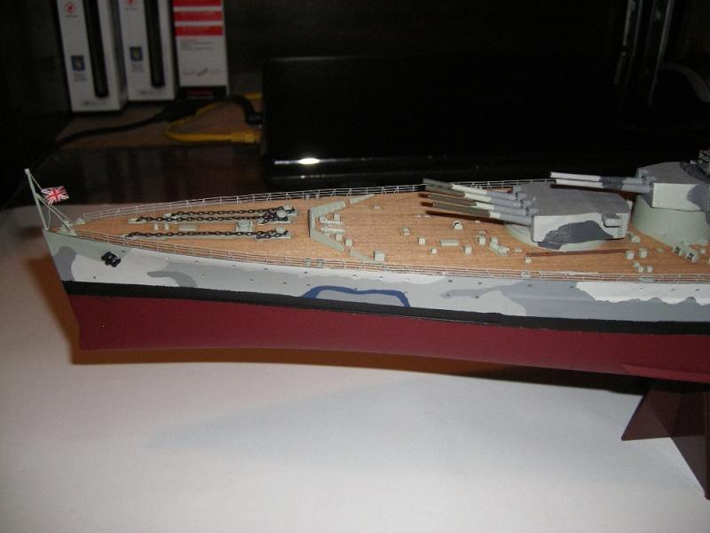 Bristish Battleship Prince of Wales à 1/350 Tamiya ref. 78011 Imgp0711
