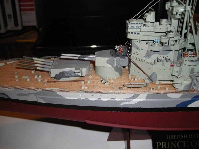 Bristish Battleship Prince of Wales à 1/350 Tamiya ref. 78011 Imgp0712