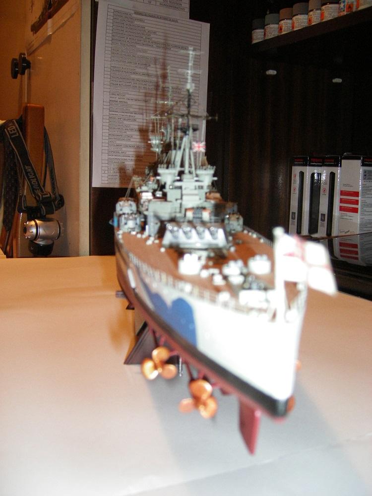 Bristish Battleship Prince of Wales à 1/350 Tamiya ref. 78011 Imgp0716