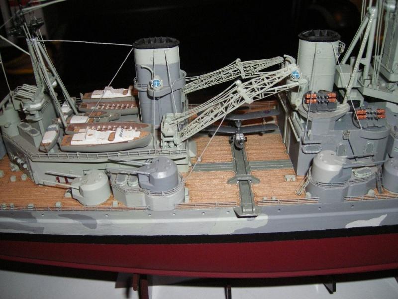 Bristish Battleship Prince of Wales à 1/350 Tamiya ref. 78011 Imgp0721
