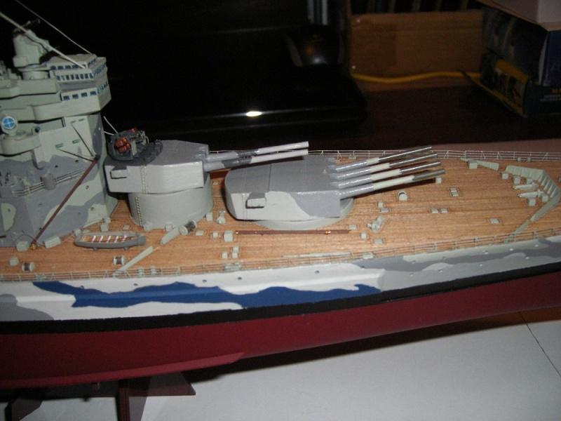 Bristish Battleship Prince of Wales à 1/350 Tamiya ref. 78011 Imgp0722