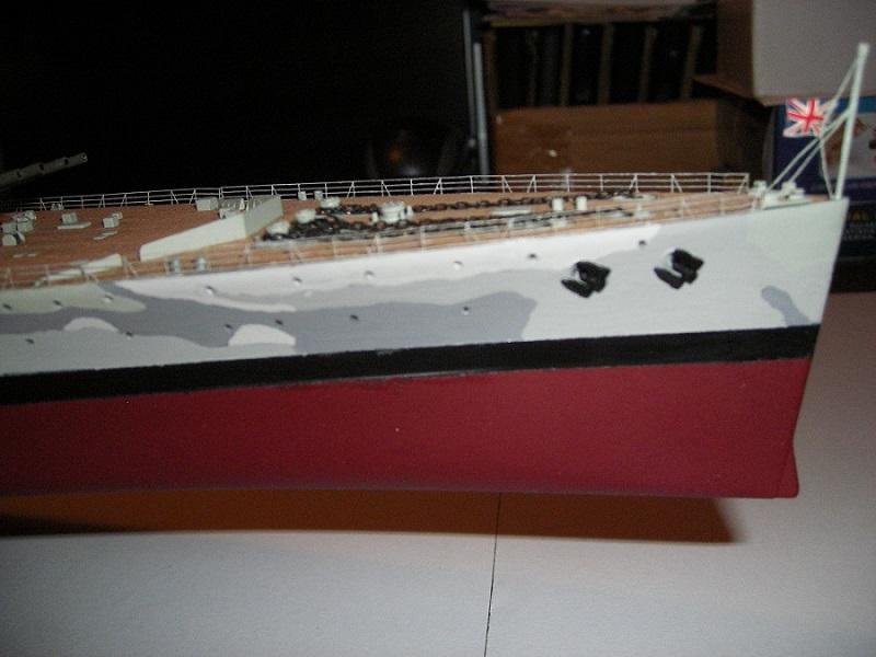Bristish Battleship Prince of Wales à 1/350 Tamiya ref. 78011 Imgp0723
