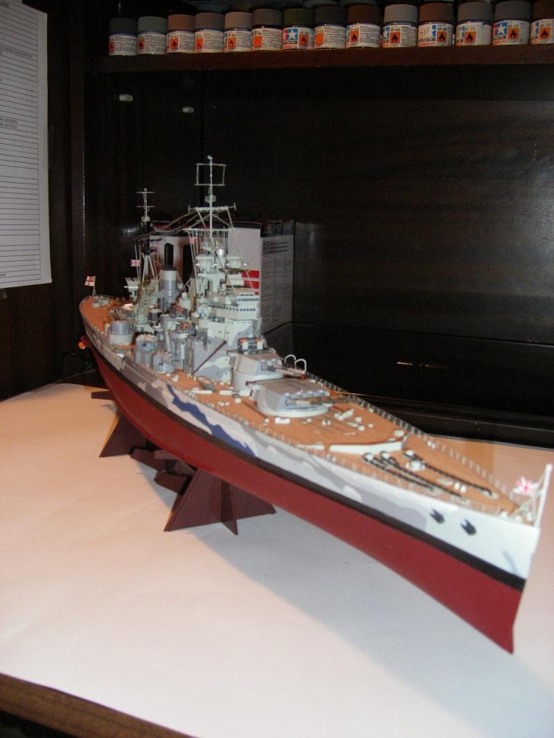 Bristish Battleship Prince of Wales à 1/350 Tamiya ref. 78011 Imgp0725