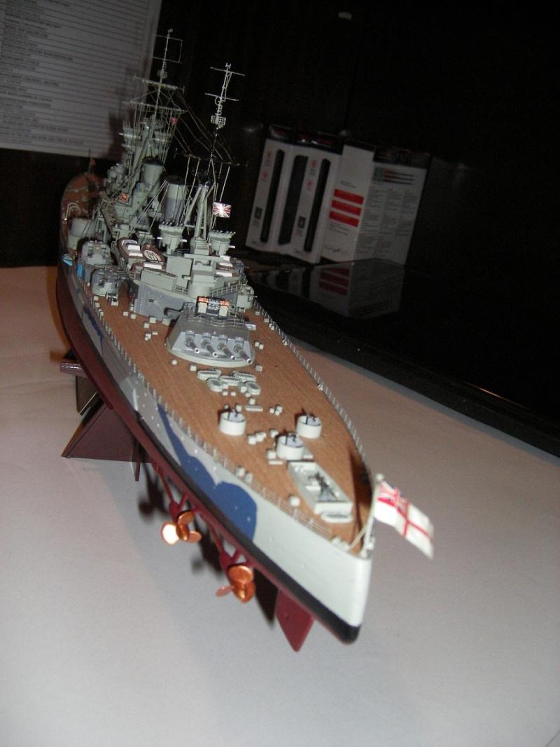 Bristish Battleship Prince of Wales à 1/350 Tamiya ref. 78011 Imgp0732