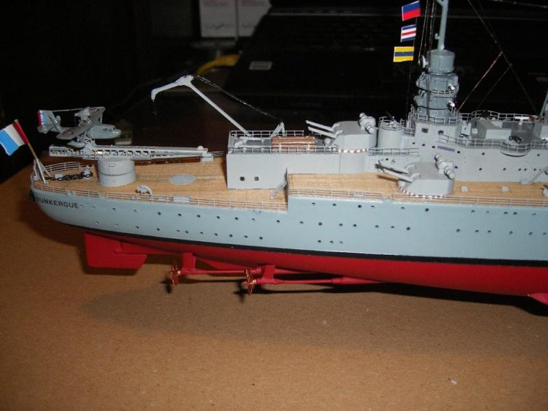 FN - Cuirassé Dunkerque à 1/400 Heller réf. 81073  Imgp0744