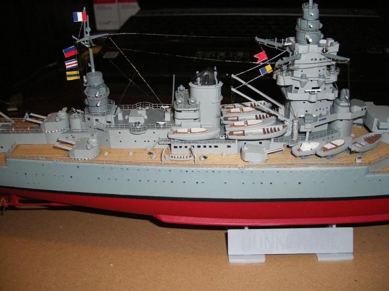 FN - Cuirassé Dunkerque à 1/400 Heller réf. 81073  Imgp0745