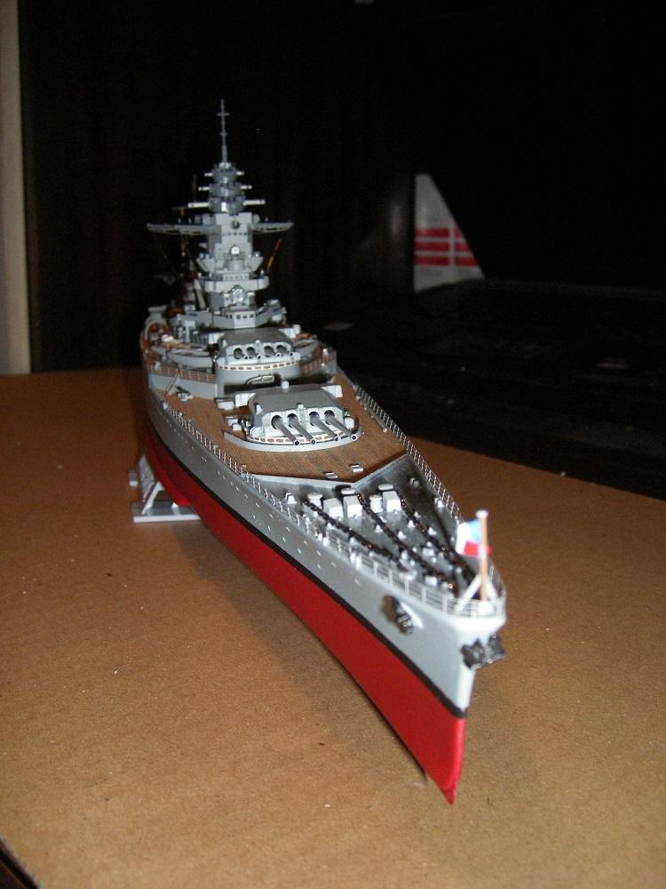FN - Cuirassé Dunkerque à 1/400 Heller réf. 81073  Imgp0748