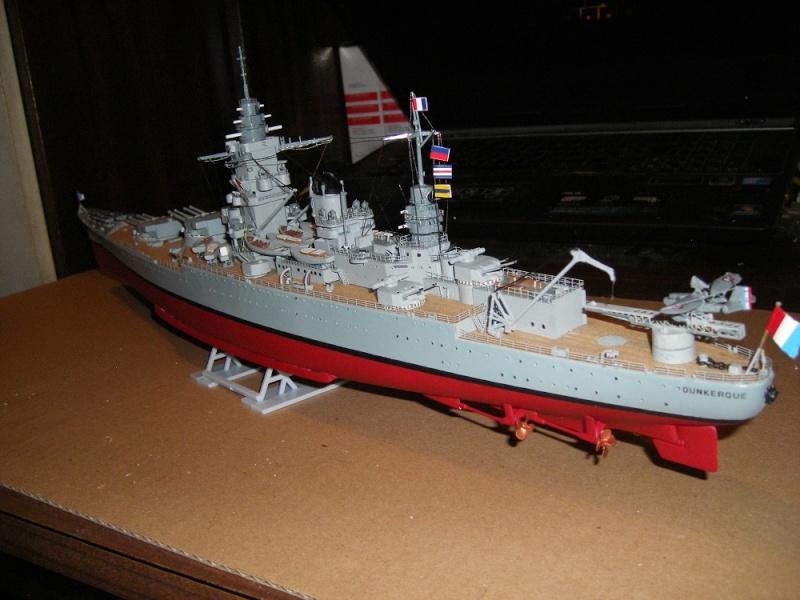 FN - Cuirassé Dunkerque à 1/400 Heller réf. 81073  Imgp0750
