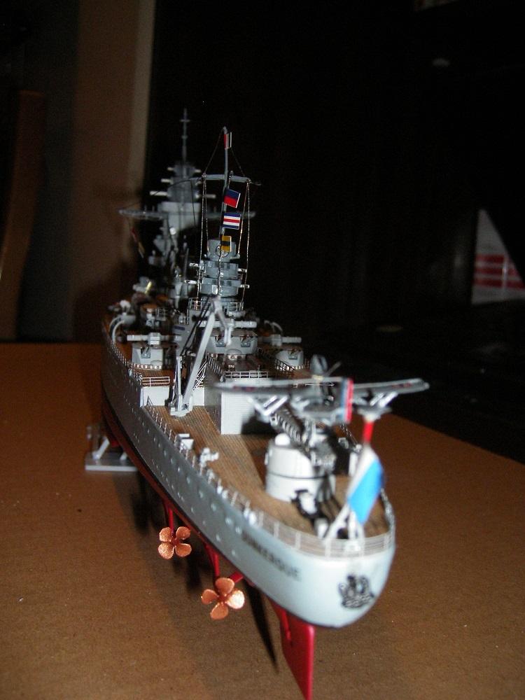 FN - Cuirassé Dunkerque à 1/400 Heller réf. 81073  Imgp0751