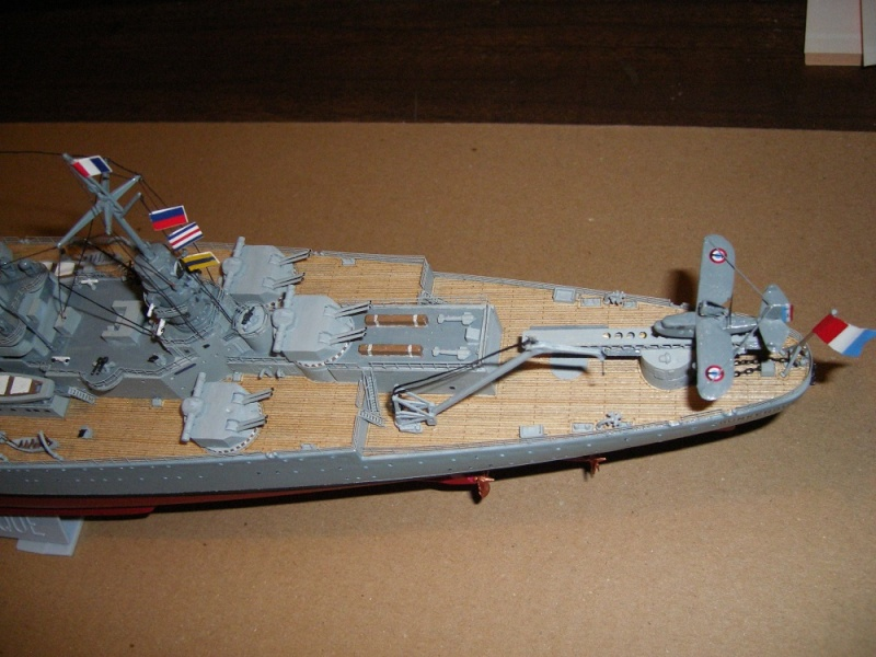 FN - Cuirassé Dunkerque à 1/400 Heller réf. 81073  Imgp0755
