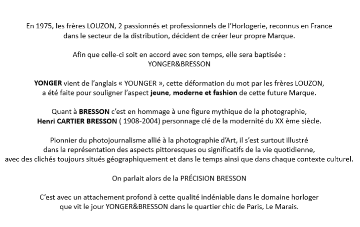 femme - Yonger & Bresson - Page 36 Yb10