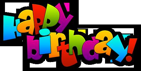Happy Birthday Tyrosine !  Happyb10