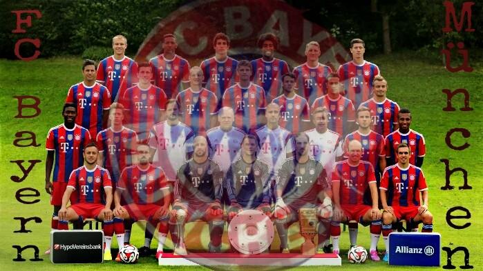 FC Bayern München Picsar10