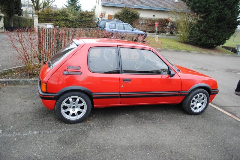 [Arturus] 2 GTI 1900 et 1600 - Rouge Vallelunga  - 1989 205_gt13