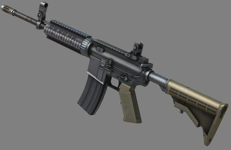 Name a gun from a game that would be cool to see in FNV - Page 3 Ar-1510
