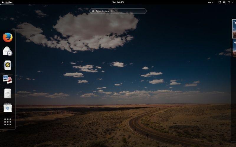 ملف شرح تثبيت التوزيعة  Fedora 21 Workstation Screen11