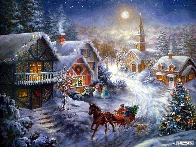 Le père Noël ammène sa hotte remplie de cadeaux pour tous les enfants sages! 26738518