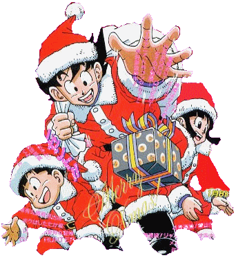 Le père Noël ammène sa hotte remplie de cadeaux pour tous les enfants sages! Lob1ir10