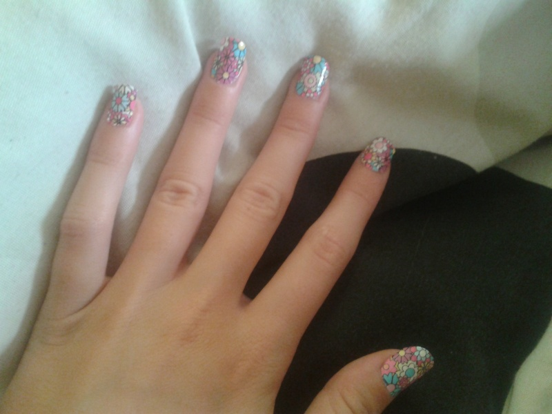 nail polish color 2011-010