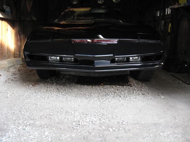 KITT Car Build Img_1710