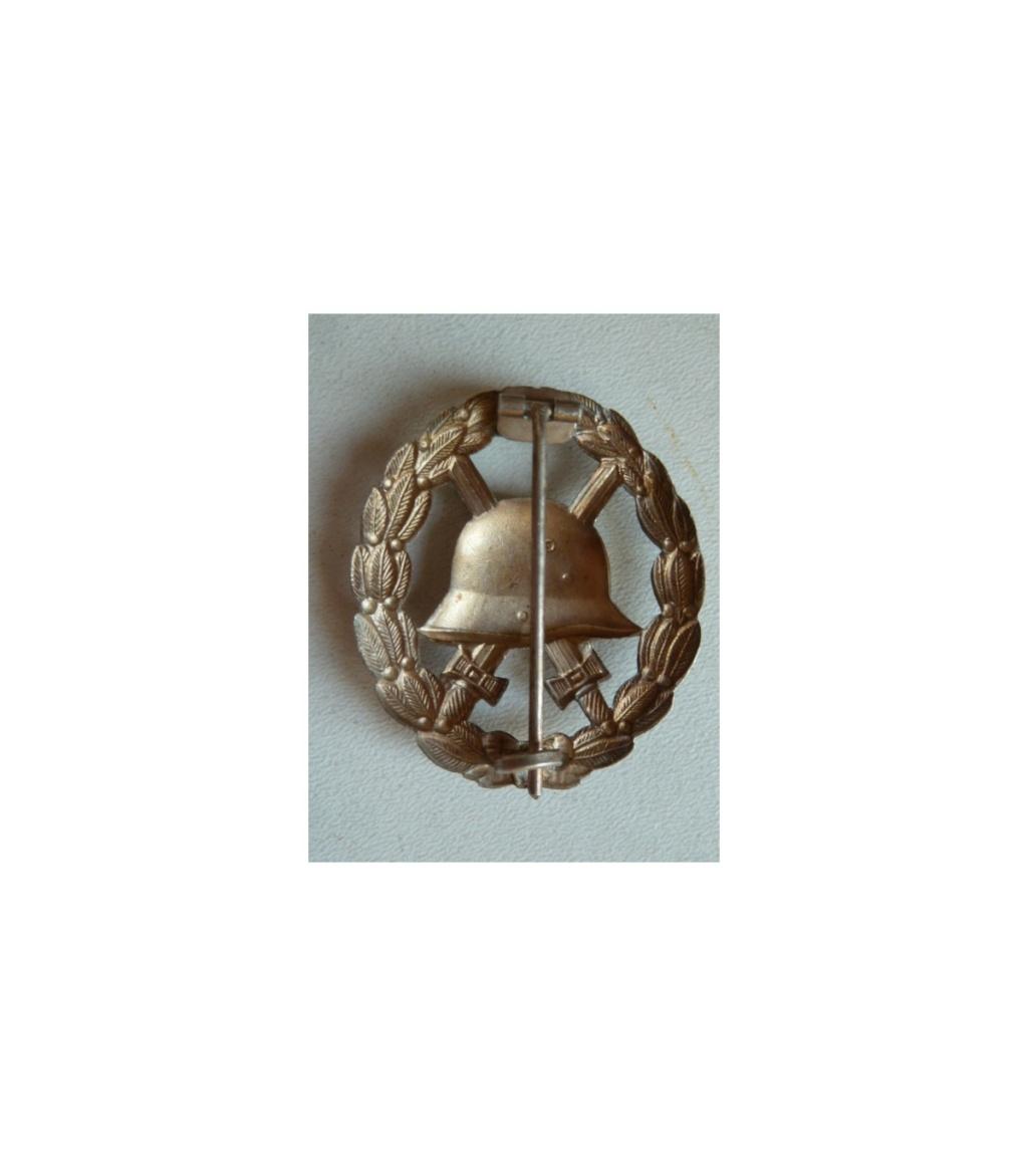 Badge des blessés 14 18 Insign11
