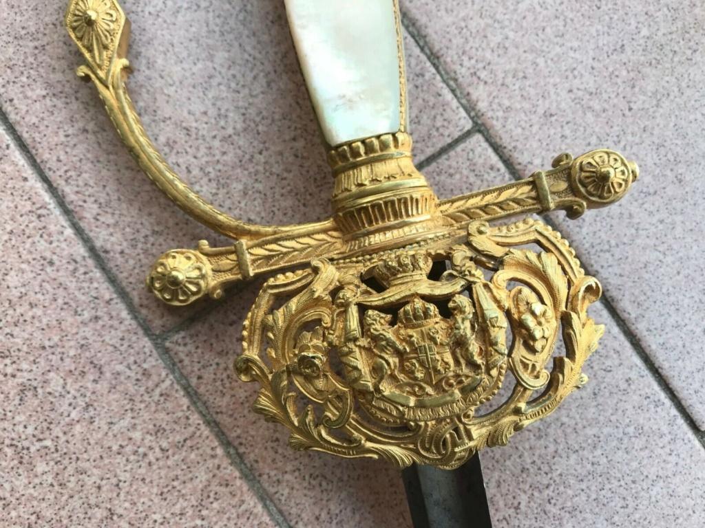 Armoiries épée S-l16017