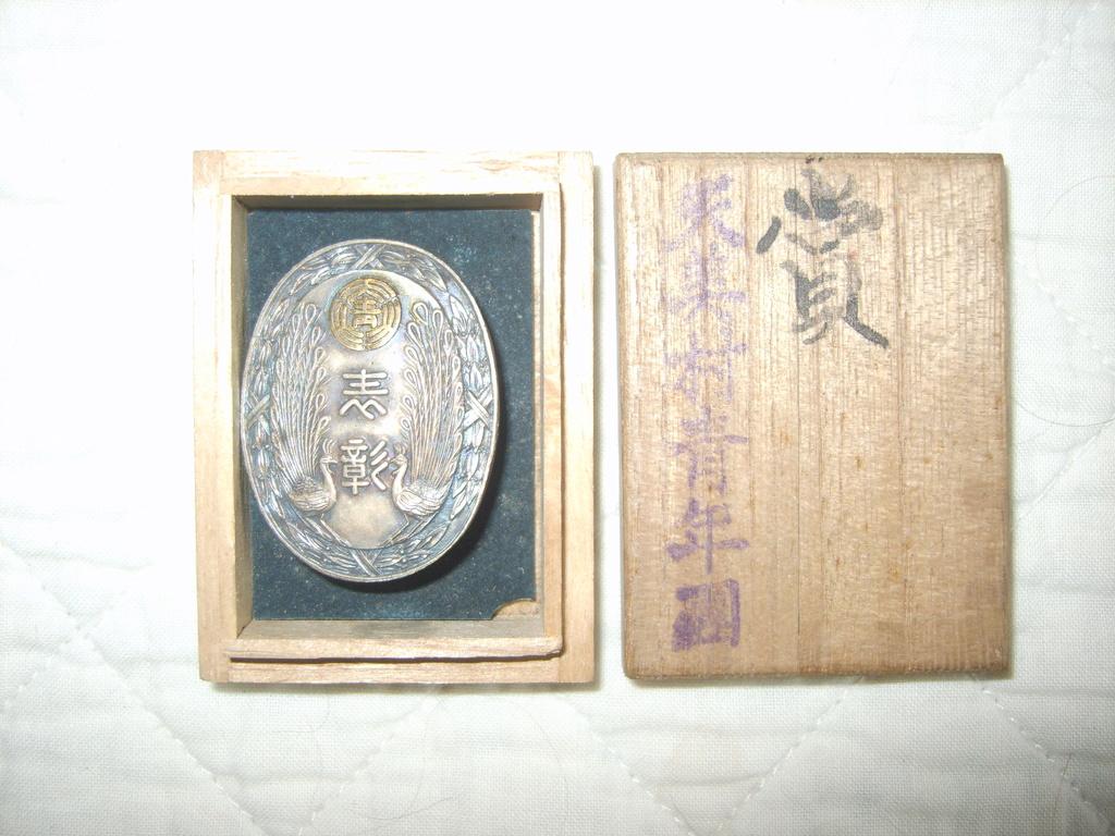 Badge japonais S8004417