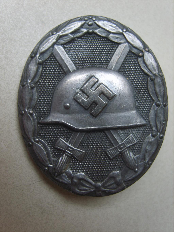 Badge des blessés argent 30 S8004722