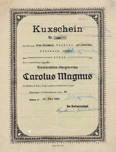 Zeche Carolus Magnus (Essen) Carolu13