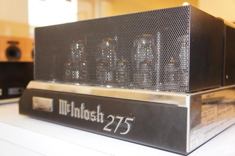 [b]Mcintosh MC275 Commemorative Edition Tube Amplifier (Used)[/b] Dsc07710