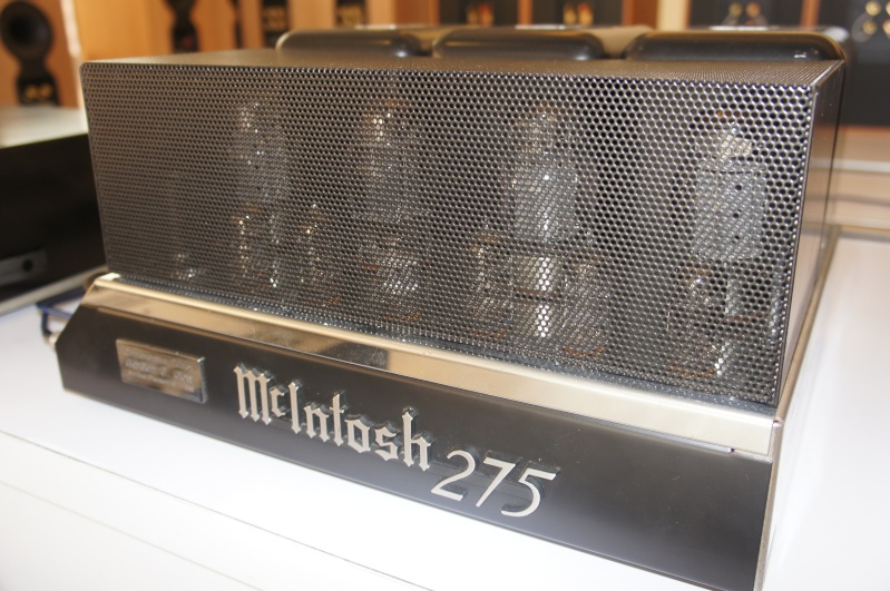 [b]Mcintosh MC275 Commemorative Edition Tube Amplifier (Used)[/b] Dsc07729