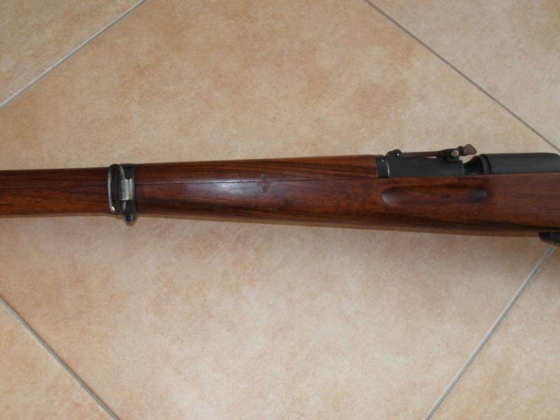 identificaton mousqueton 31 ou K31 privé Dytail14