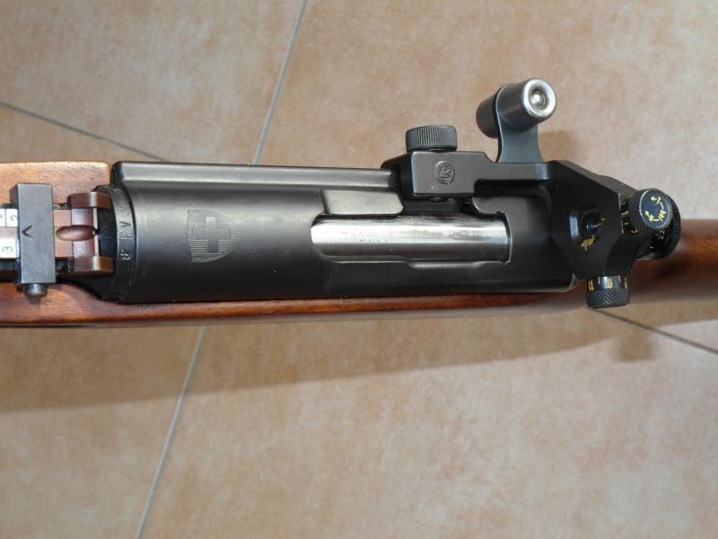 identificaton mousqueton 31 ou K31 privé Qualit12