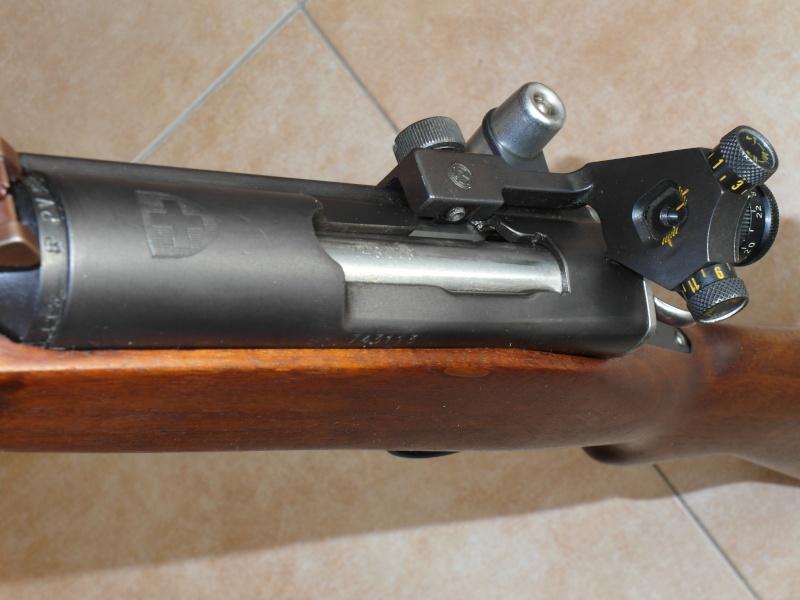 identificaton mousqueton 31 ou K31 privé Qualit13