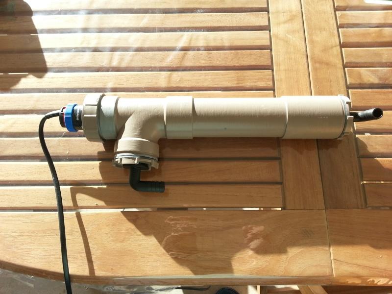 Nouvel aqua 60L eau douce Chauff10