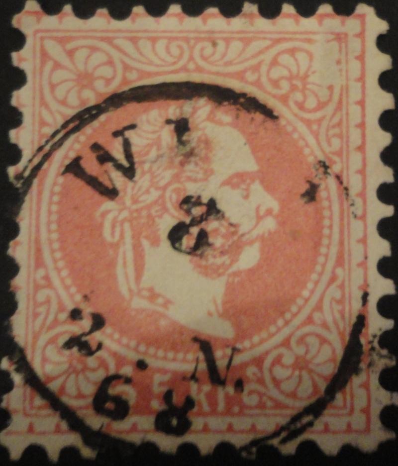 Freimarken-Ausgabe 1867 : Kopfbildnis Kaiser Franz Joseph I - Seite 8 Dsc02916