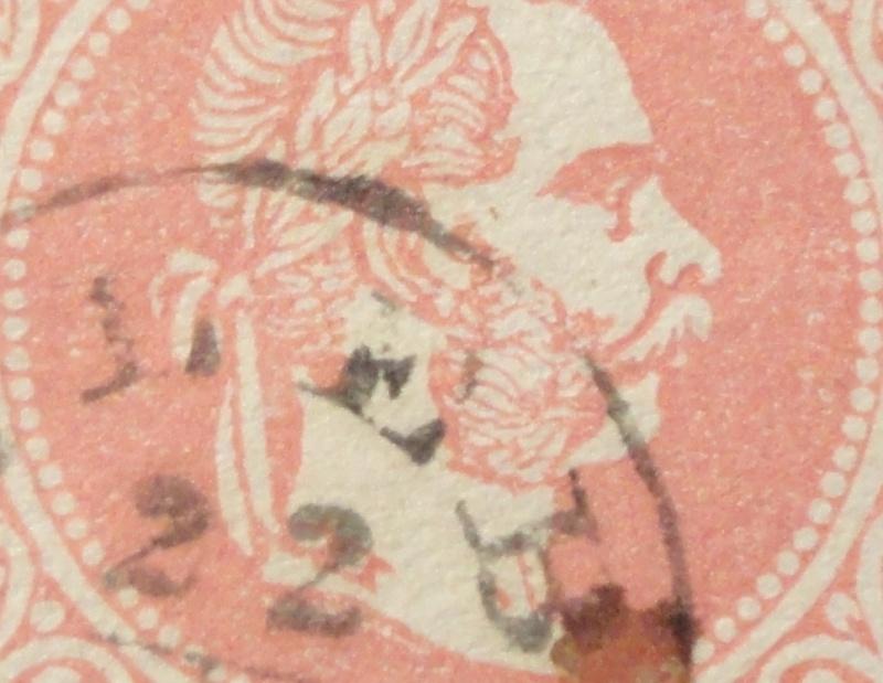 Freimarken-Ausgabe 1867 : Kopfbildnis Kaiser Franz Joseph I - Seite 8 Dsc03010