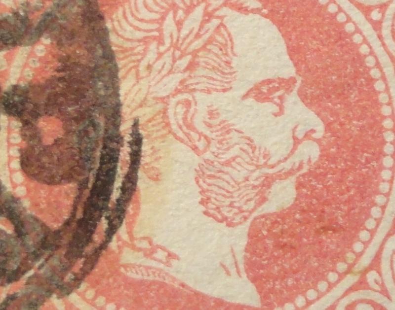 Freimarken-Ausgabe 1867 : Kopfbildnis Kaiser Franz Joseph I - Seite 8 Dsc03011